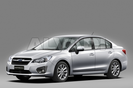 Subaru IMPREZA 06.2011-...