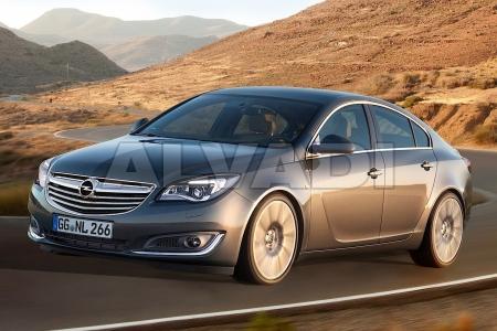 Opel INSIGNIA (G09) 11.2013-...
