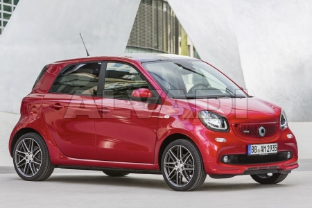 Smart FORFOUR (W453) 11.2014-...