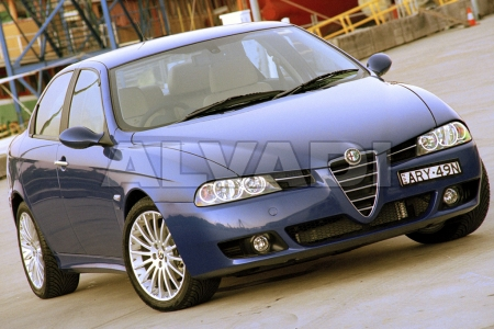 Alfa Romeo 156 (932) 08.2003-09.2005
