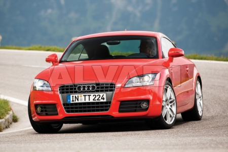 Audi TT (8J) 05.2006-2014