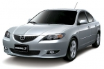 Mazda 3 (BK) 10.2003-07.2009 varuosad