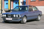 BMW 3 (E21) Wheel chock with holder