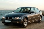 BMW 3 (E46), SDN/ESTATE Grill
