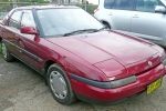 Mazda 323 (BF) Klaasipuhasti hari