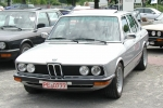 BMW 5 (E12) Spray lacquer