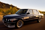BMW 5 (E28) Petrol can