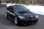 BMW 5 (E60/E61) A/C system disinfection appliance