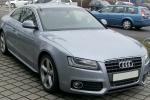 Audi A5/S5 (B8) A/C system disinfection appliance
