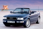 Audi 80 (B4), COUPE/CABRIO Visco-kobling