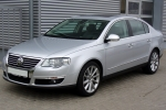 Volkswagen VW PASSAT, SDN+ESTATE (B6 (3C)) Rubber Strip, exhaust system