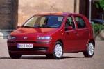 Fiat PUNTO II (188) Piduriketas