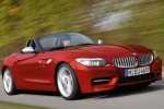 BMW Z4 (E89) Warning triangle