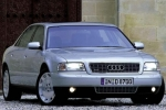 Audi A8 (D2) Plastic renovation and conservation agent