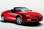 Alfa Romeo SPIDER (916S) Glass protection