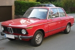 BMW 02 (E10) Car heating warm-up system