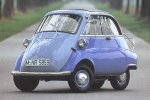 BMW ISETTA Wires fixing parts