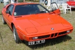 BMW M1 Number plate base