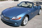 BMW Z4 (E85/E86) Compressed air spray