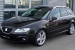 Seat EXEO Medalion (version USA)