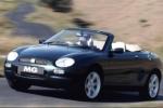 MG F (RD) 03.1995-03.2002 varuosad