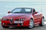 Alfa Romeo SPIDER (939) Numbrialus