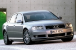 Audi A8 Locks defroster