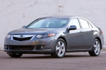 Acura TSX De-icer spray