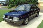 Alfa Romeo 90 (162) Chamois leather
