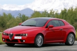 Alfa Romeo BRERA Warning triangle