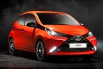 Toyota AYGO 06.2014-... varuosad