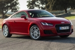 Audi TT (8S) Locks defroster