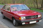 Audi 100 (C2)+ AVANT /  200 Compressed air spray