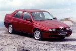 Alfa Romeo 155 (167) Technology oil