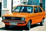 Audi 50 (TYP 86) Warning triangle