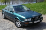 Audi 80 (B4) Leather cleaner mousse