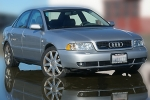 Audi A4 (B5) SDN/AVANT Anti-corrosion agent for closed profiles