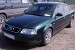 Audi A6 (C5) SDN/AVANT Windscreen washer tank