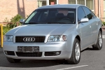 Audi A6 (C5) SDN/AVANT Anti-corrosion agent for closed profiles