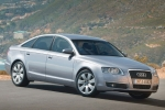 Audi A6 (C6) SDN/AVANT Automatic Transmission Oil; Manual Transmission Oil; Axle Gear Oil; Tr