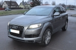 Audi Q7 (4L) Wheel chock with holder