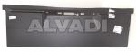 Tailgate plate repair panel