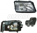 MAIN HEADLAMP - , H1+H1+H3
