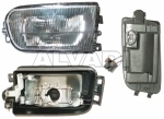 FRONT FOG LAMP - , (1998-2000)
