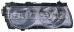 MAIN HEADLAMP - , (09.1998-11.2001)
