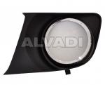fog lamp frame