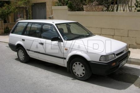 Mazda 323 (BG)