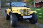 Jeep CJ5  CJ8 Öljynsuodatin