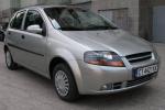 Chevrolet KALOS Andur, Jahutusvedeliku temp.