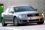 Audi A8 (D3) Under gearbox cover